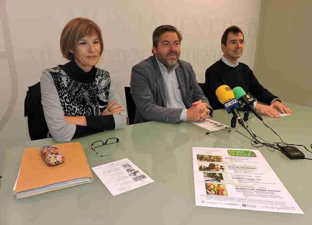 El cicle de concerts Dénia Clàssics compleix deu anys
