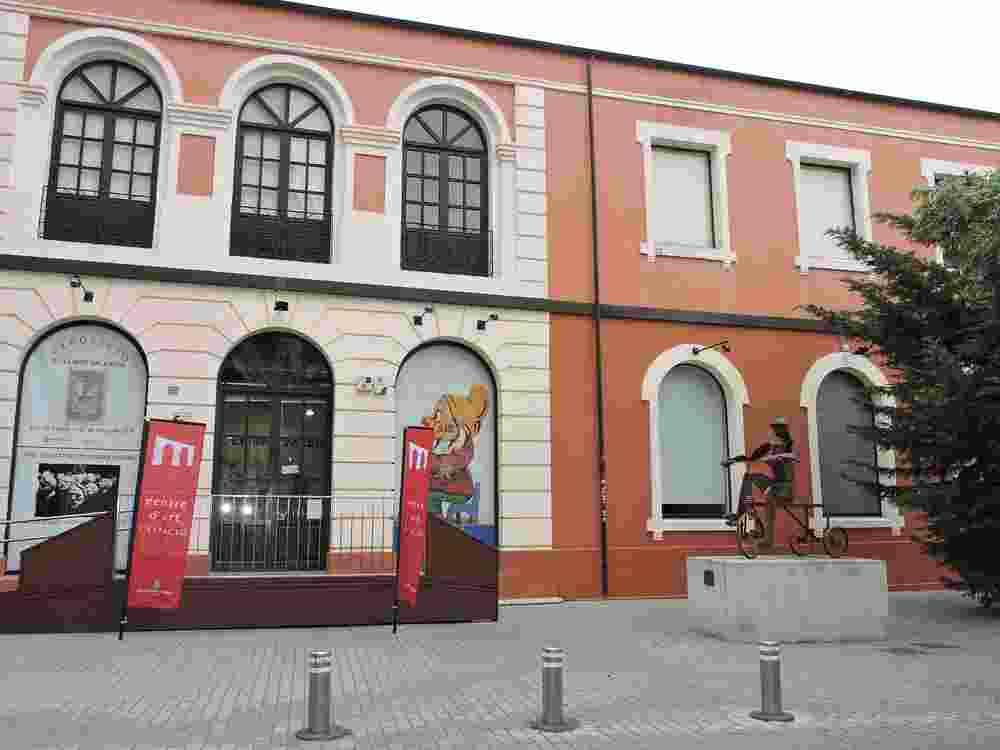 Foto Cultura abre el plazo de presentación de proyectos expositivos para el Centre d'Art l'Estació durante la temporada 2020/2021