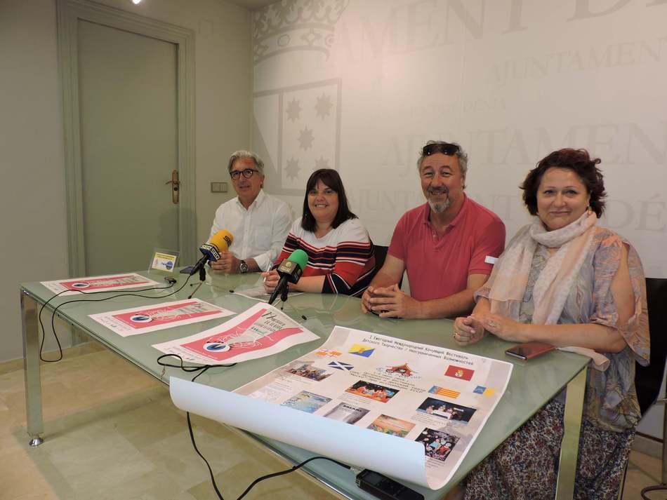 La Mostra de Teatre Ciutat de Dénia incorpora una secció de teatre infantil en llengua russa