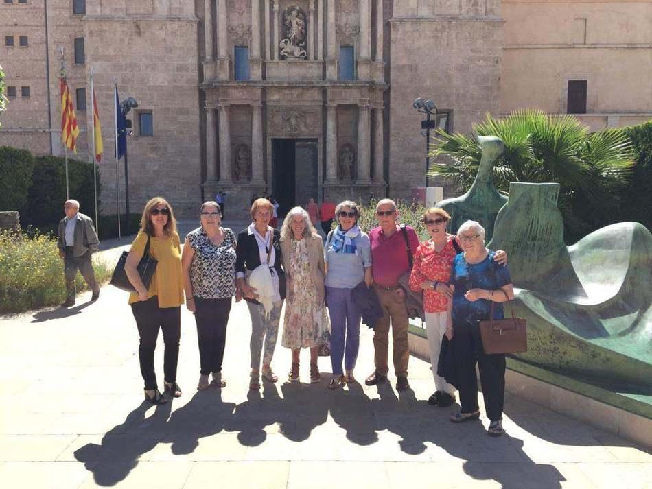 L'alumne de Dénia Juan Ruiz Úbeda guanya el concurs de pintura de les Aules de la Tercera Edat de la Comunitat Valenciana