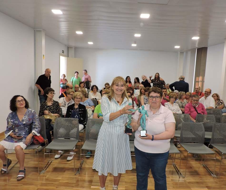 Acte de lliurament del XXII Premi d'honor Ciutat de Dénia per a la formació de persones a...