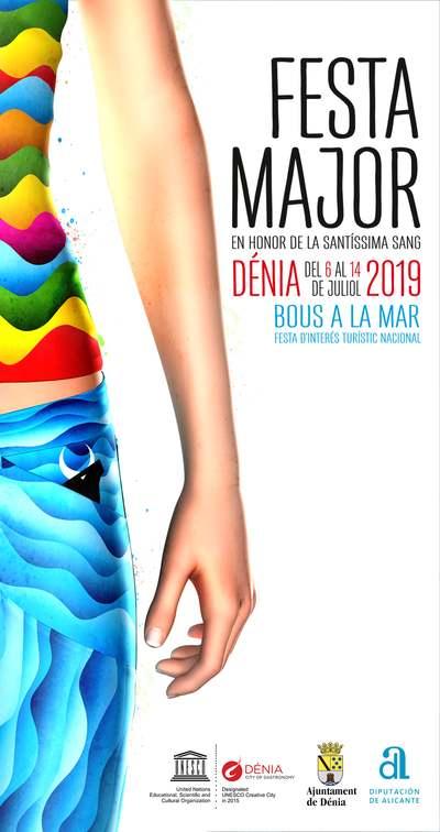 Dénia es prepara per a celebrar la seua Festa Major del 6 al 14 de juliol
