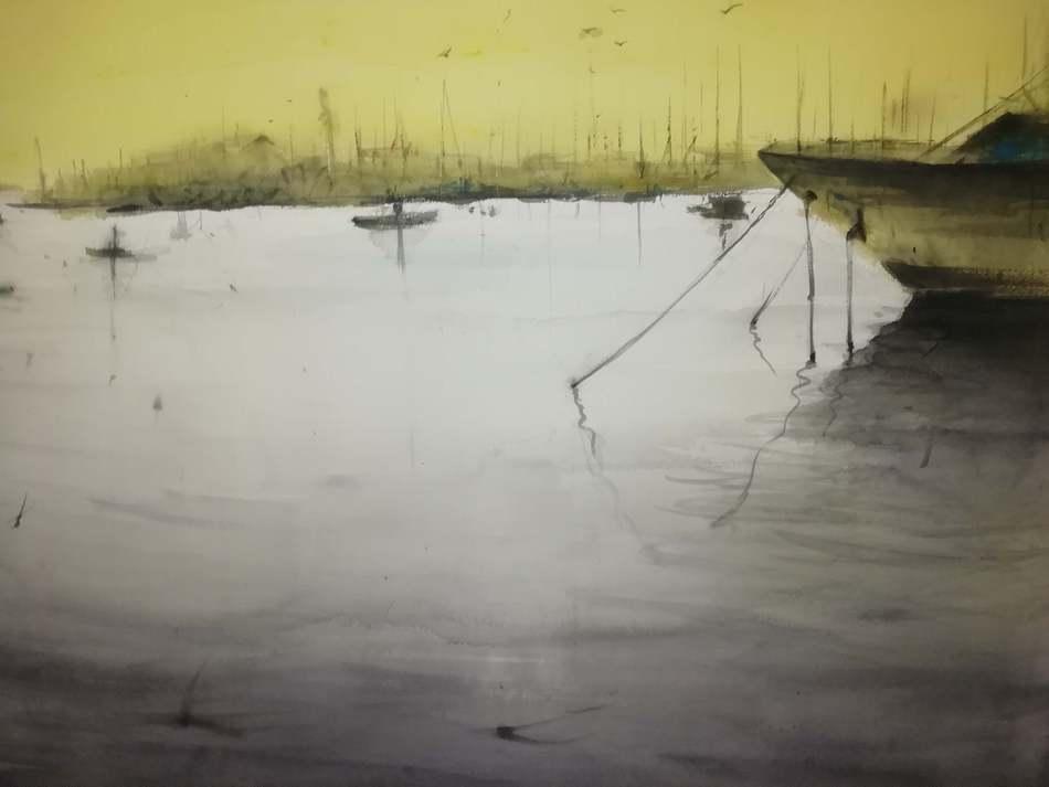 Primer premio, obra de Antonio Climent