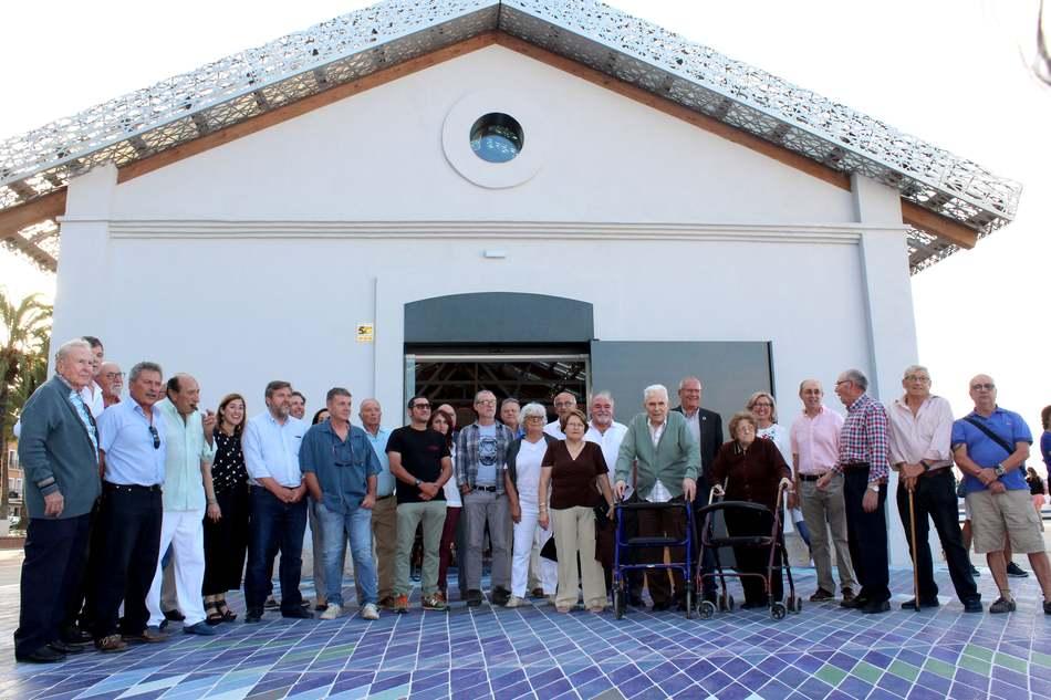 El Museu de la Mar de Dénia obri les portes
