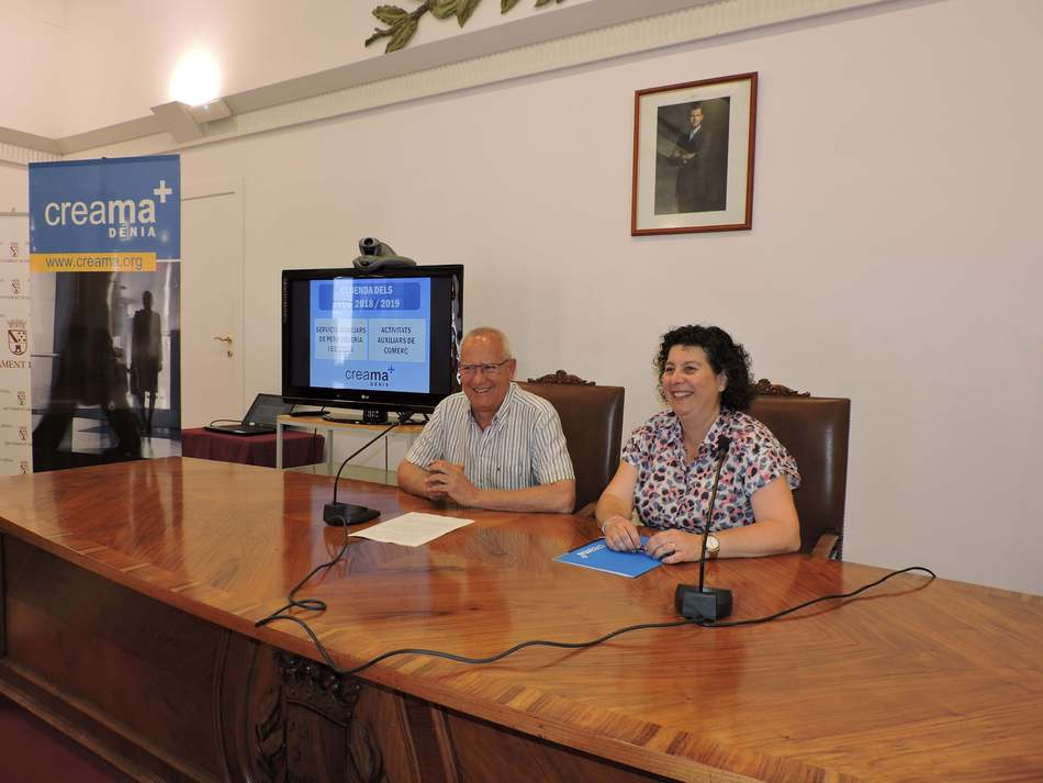 Creama busca ampliar la oferta formativa para los jóvenes de la comarca y solicita dos nuevos programas para el curso 2019/2020