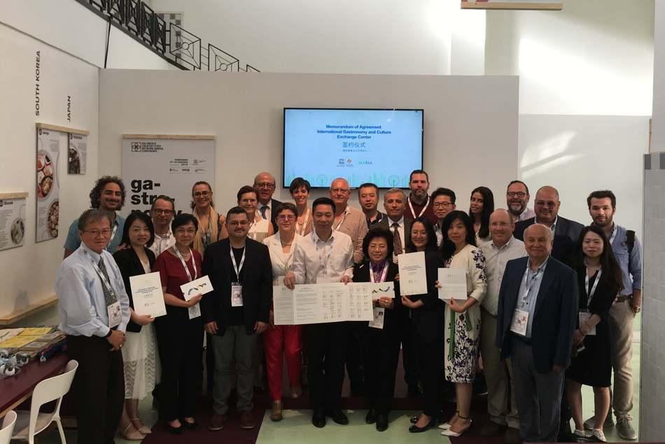 Shundé (China) será la plataforma para la promoción de la gastronomía de Dénia y de la Comu...