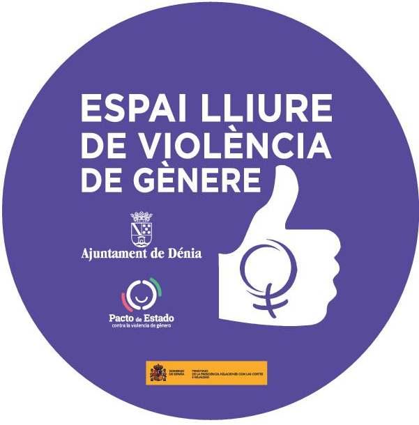 Dénia fa un pas més per a convertir-se en un espai lliure de violència de gènere i crea un p...