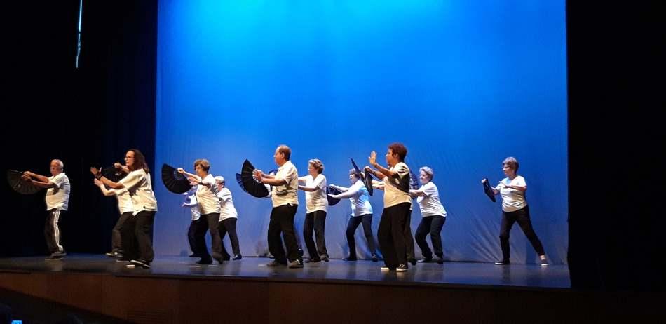 Festival cultural de final de curs de les Aules de la Tercera Edat