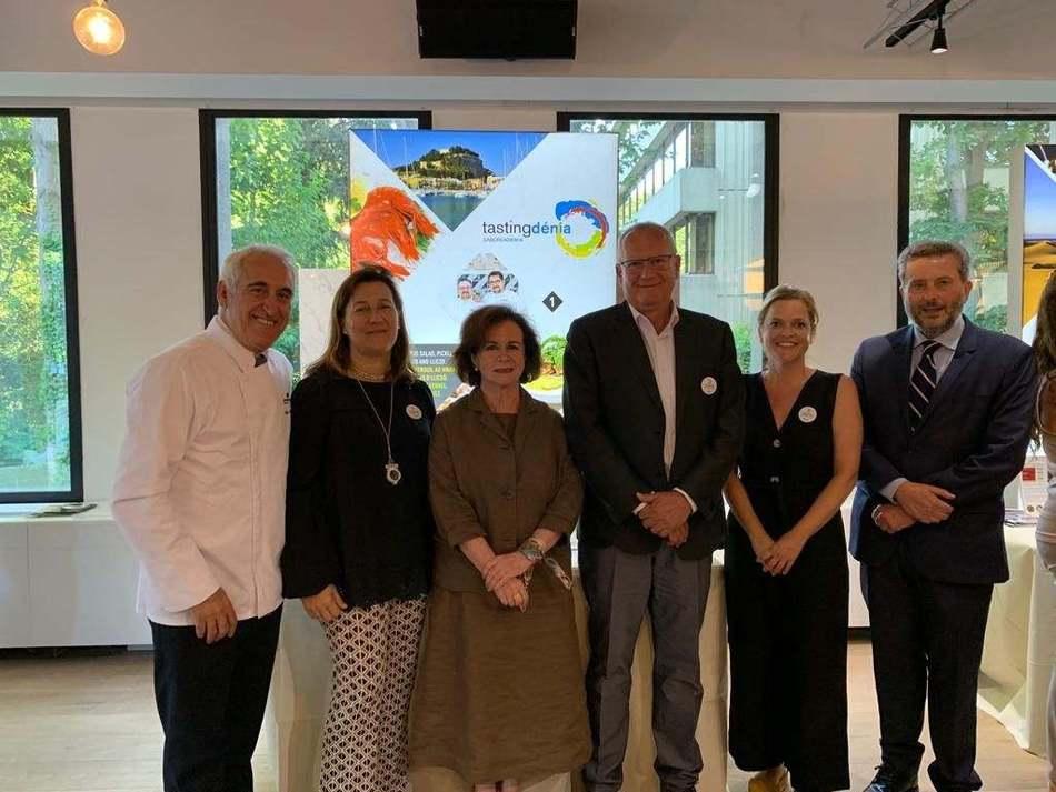 Turisme Dénia i Aehtma participen en el Dia Mundial de la Tapa a Brussel·les