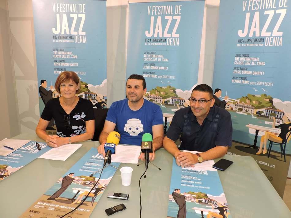 El Festival de Jazz de Dénia reafirma la seua aposta per un estil clàssic i popular