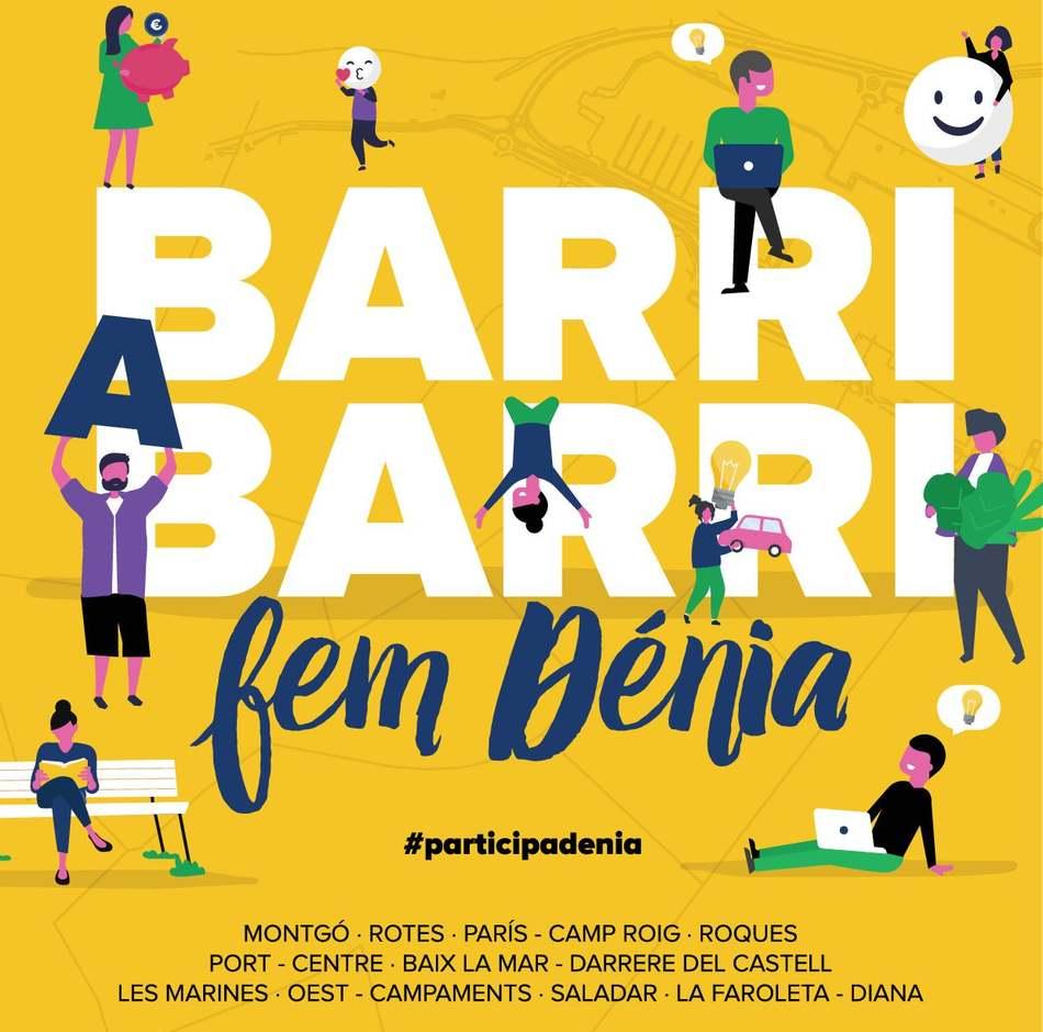 El Ajuntament de Dénia abre el plazo de presentación de propuestas para los presupuestos pa...
