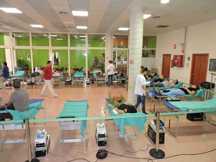 El Maratón de donación de sangre de Dénia se celebra el 19 de septiembre