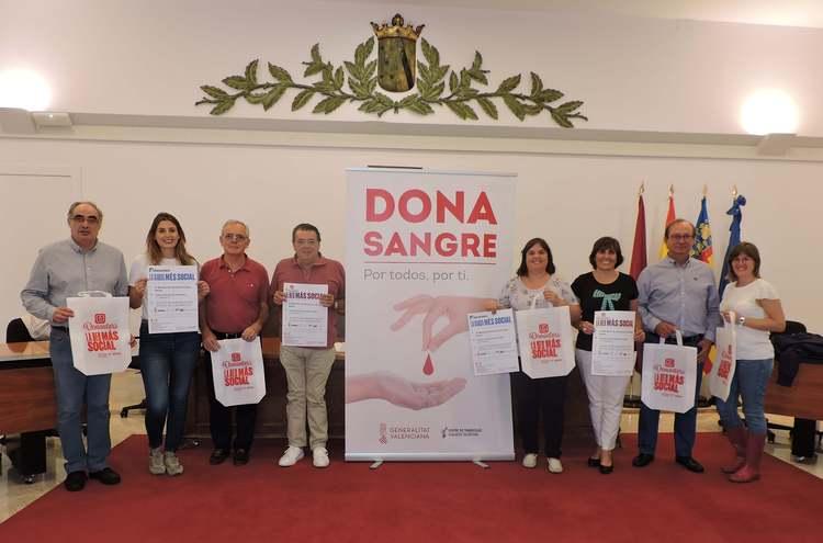 La Marató de donació de sang de Dénia se celebra el 19 de setembre