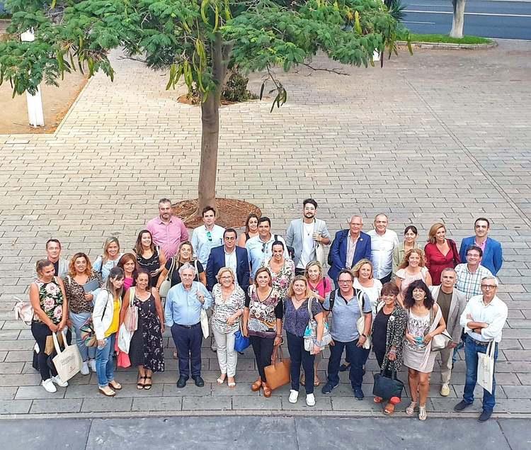 Foto L'Associació de Destinacions de Saborea España es reuneix a Tenerife per a elegir al president