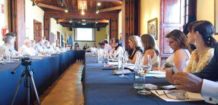 La Asociación de Destinos de Saborea España se reúne en Tenerife para elegir a su presidente