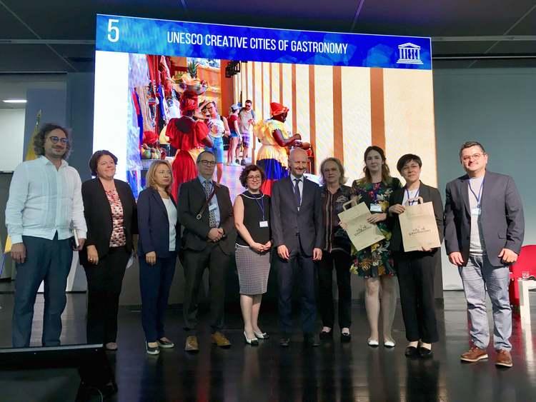 Dénia asiste al Foro Mundial de la UNESCO sobre alimentación y desarrollo sostenible