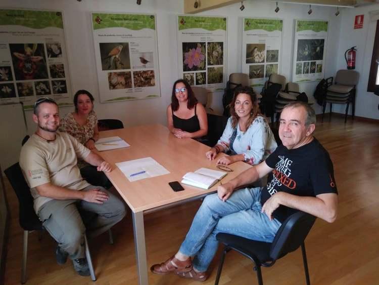 Creama Dénia comienza un nuevo programa formativo de actividades auxiliares en conservación ...