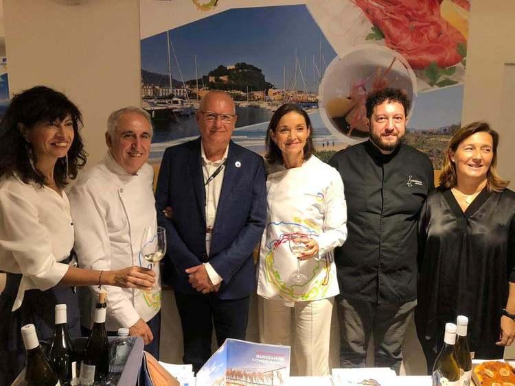 Foto El 10é aniversari de Saborea España reuneix a Madrid als 20 destinacions gastronòmiques que confor