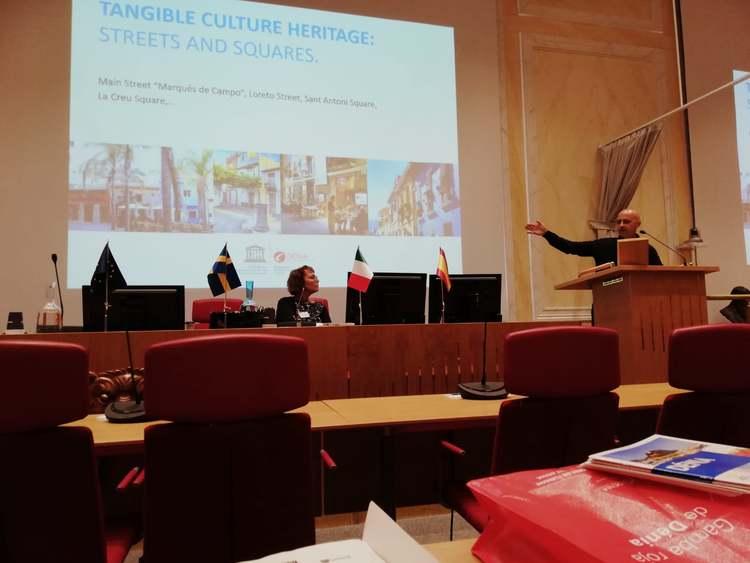 Foto Dénia obri el seu patrimoni a l'opinió dels ciutadans