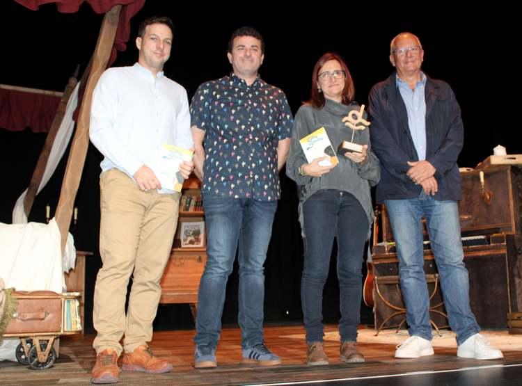 Muriel Viallanueva gana el II Premi de narrativa infantil-juvenil en valencià Ciutat de Dénia