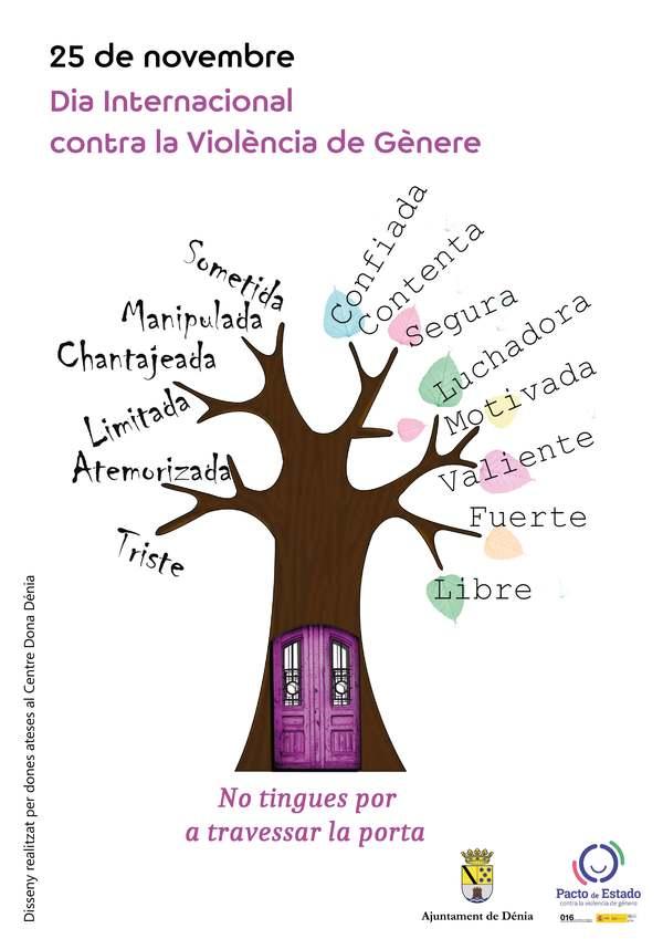 Foto Entitats i associacions col·laboren amb l'Ajuntament de Dénia en l'organització d'una prog