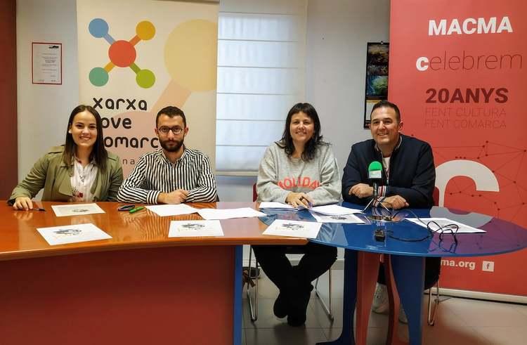 La Xarxa Jove aposta novament pel talent de les joves promeses de la Marina Alta