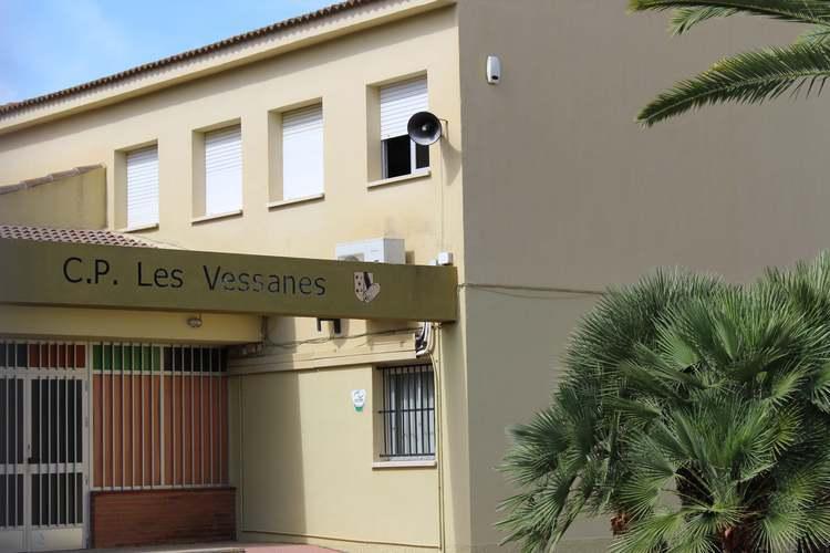Les obres del Pla Edificant en el col·legi Les Vessanes comencen a gener de 2020