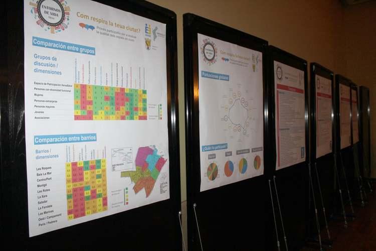 Els participants en el procés 'Entorns de vida' prioritzen 58 propostes de millora a la ciutat