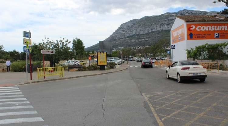L'Ajuntament de Dénia trau a licitació les obres de millora de l'accessibilitat de vianants ...