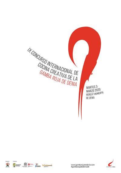 """La IX edición del concurso de la """"Gamba Roja de Dénia"""" busca cocineros"""