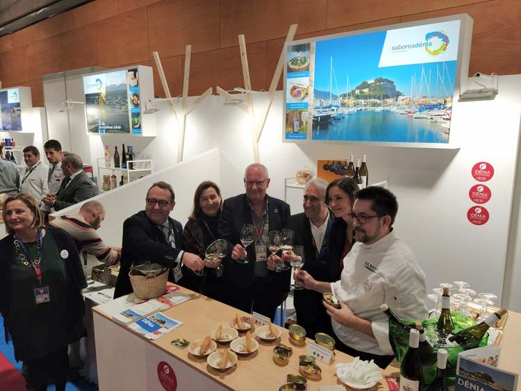 Jornades de promoció al congrés internacional de gastronomia Madrid Fusión
