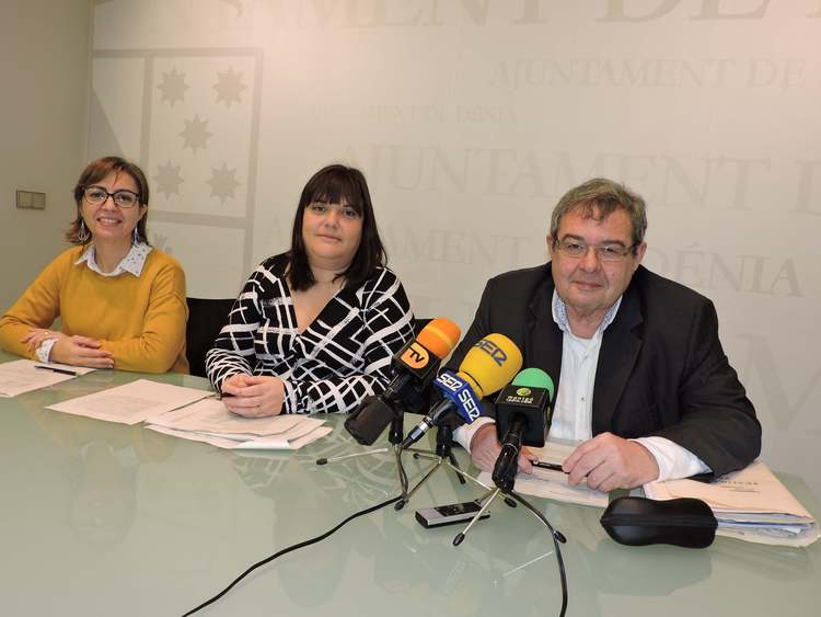 """Foto El govern municipal presenta els pressupostos """"més socials i compromesos amb la ciutadania de la h"""