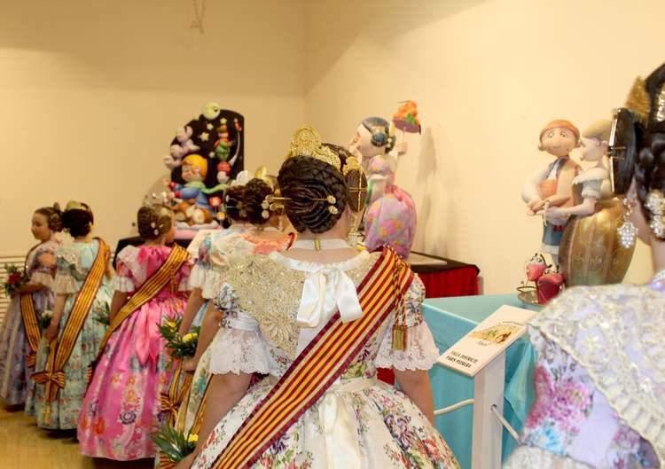 Foto La exposición del Ninot de las Fallas de Dénia 2020 se ubicará en la planta baja del Museo d...