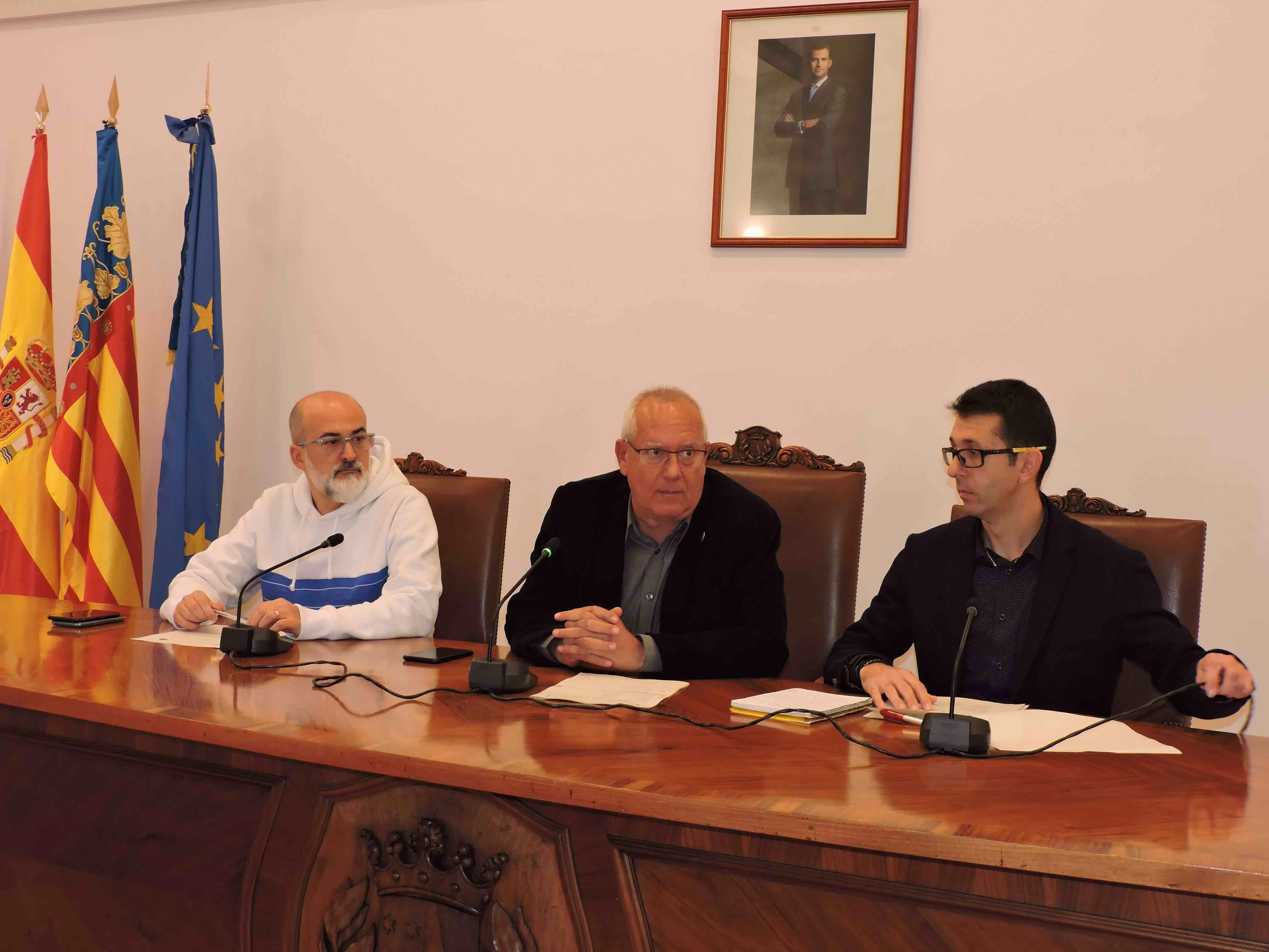 Una primera estimación valora en 1,2 millones de euros los daños en bienes de titularidad pú...