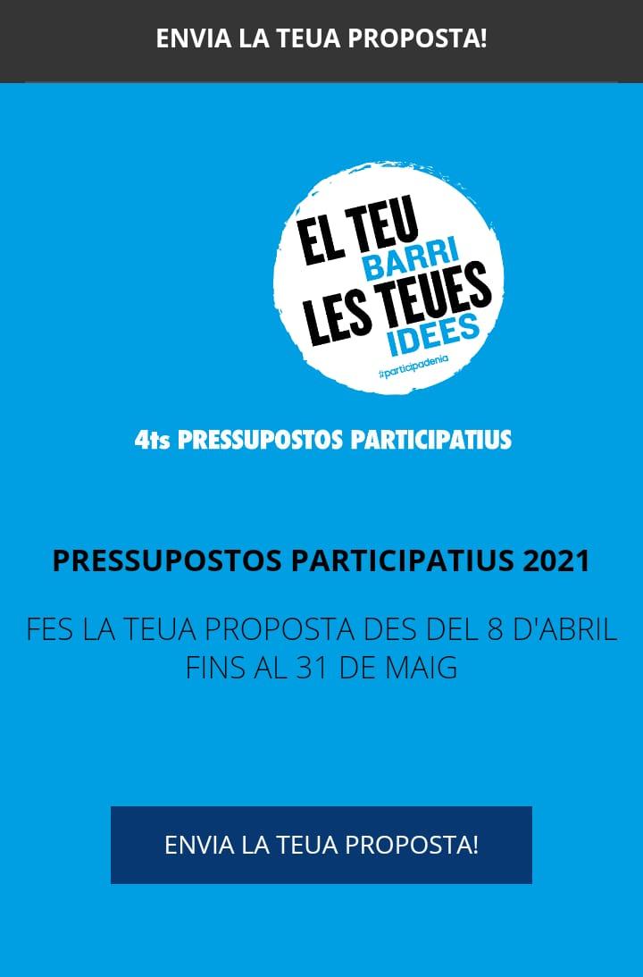 Foto L'Ajuntament de Dénia obri el termini de presentació de propostes per als pressupostos parti...