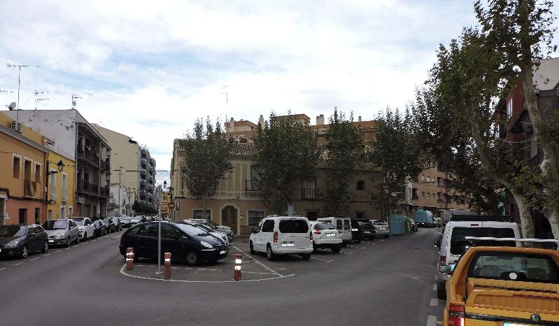 L'ajuntament adjudica les obres de reurbanització de la plaça de Valgamedios i carrers adjac...