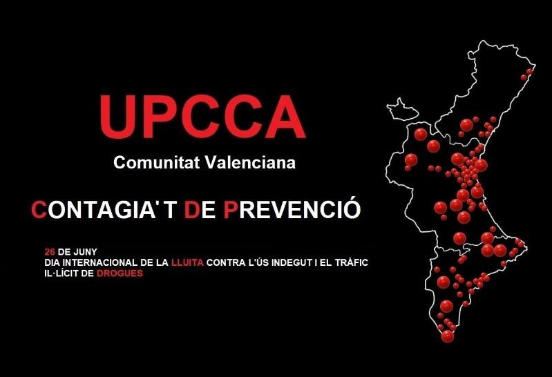 Unitats de Prevenció Comunitària en Conductes Addictives de la Comunitat Valenciana s'un...