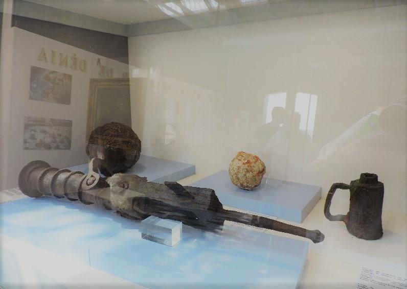 El Museu de la Mar es retroba amb el públic exhibint noves peces en l'exposició