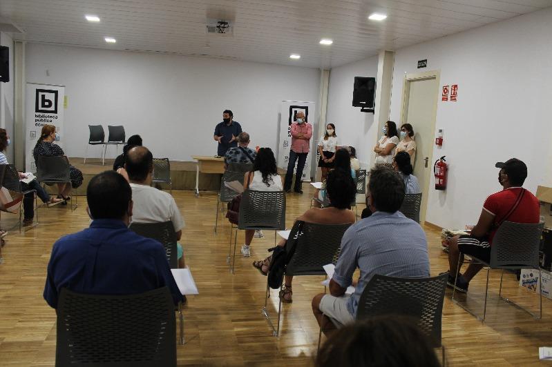 Las 22 personas contratadas por el Ajuntament de Dénia como auxiliares COVID-19 empiezan a t...