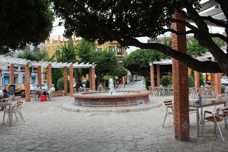 El Ajuntament de Dénia proyecta una reurbanización de la Glorieta que ponga en valor este es...