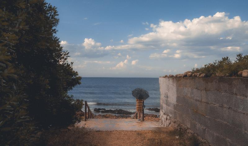 Más allá del mar, d'Ángel Belda