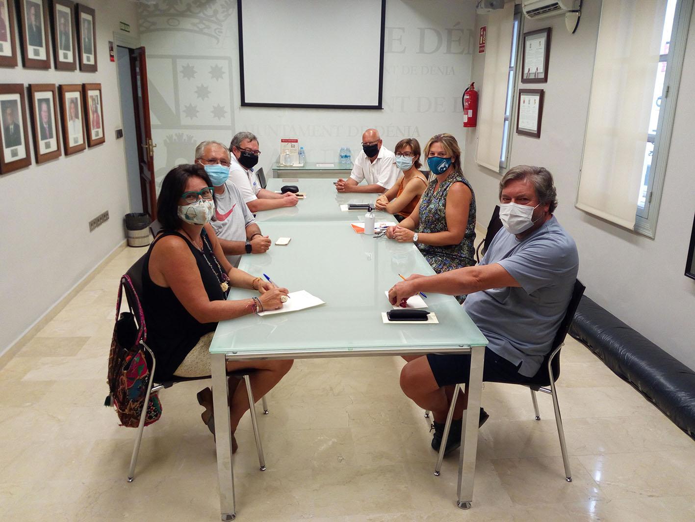 Foto El Ayuntamiento de Dénia no pondrá a disposición de la Administración General del Estado su ...