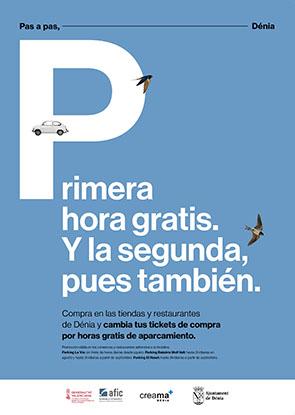 Foto El Ayuntamiento de Dénia lanza una campaña para reforzar la difusión del acuerdo entre comer...