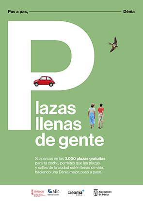 L'Ajuntament de Dénia llança una campanya per a reforçar la difusió de l'acord entre...