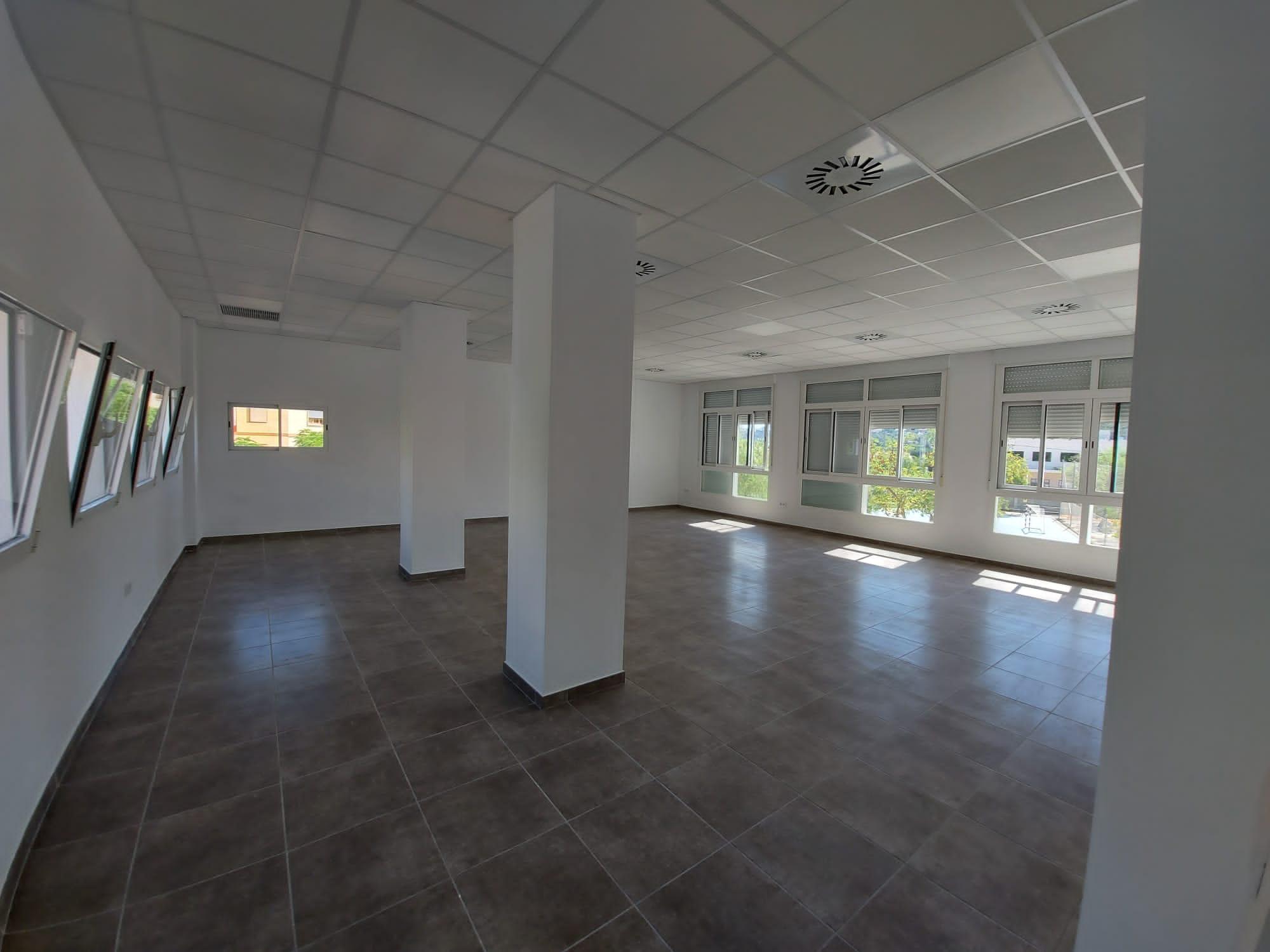 Finalitzen les obres de la nova Casa de la Cultura de la Xara