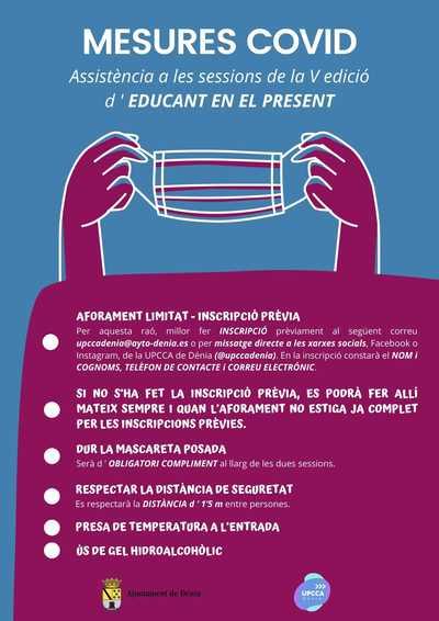 La 5a edició de les xarrades 'Educant en el present' de Prevenció d'Addiccions es dedica a l...