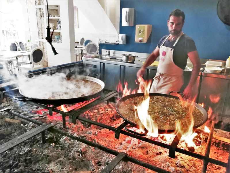 Dotze ciutats creatives de la UNESCO compartiran aquesta setmana la seua versió de la paella
