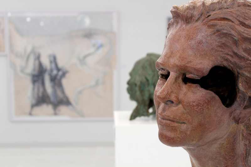 Nace en Dénia el Espai d'art Joan Castejón, un proyecto expositivo sobre la trayectoria del ...
