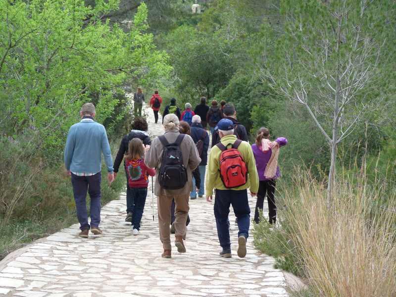 """La campanya """"Respira natura"""" de la Regidoria de Transició Ecològica proposa rutes saludables..."""