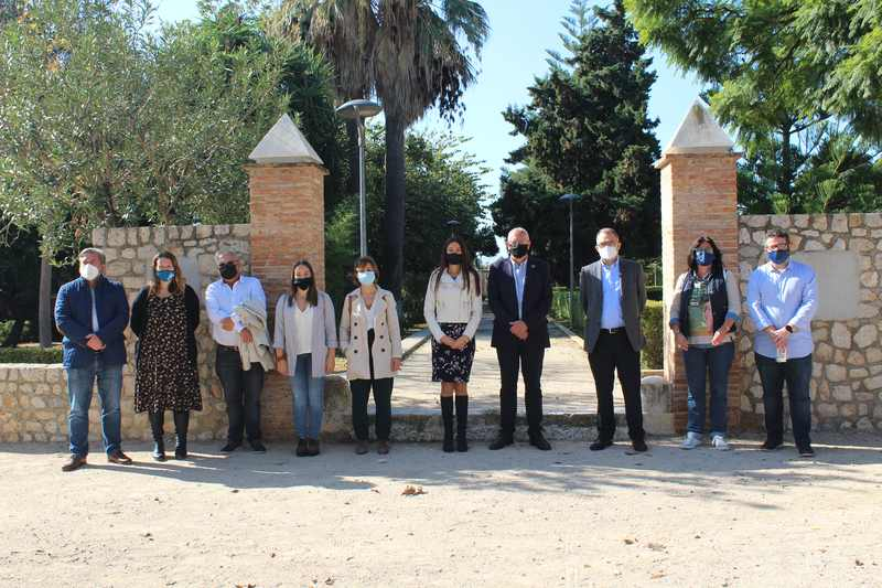 L'Ajuntament de Dénia i la Generalitat Valenciana cofinancen una inversió inicial de 500.000...